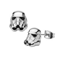 Star Wars Storm Trooper Stud Earrings