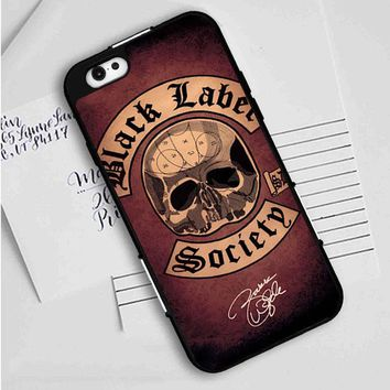 Black Label Society iPhone Case