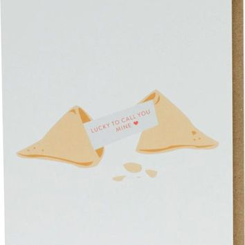 Fortune Cookie | GREETING CARD