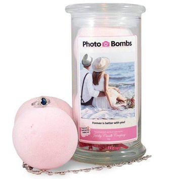 Photo Bombs - Your Photo On A Jar Of Jewelry Bath Bombs! Personalize It!
