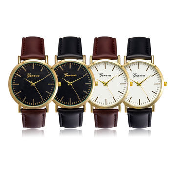 Designer's Great Deal Stylish New Arrival Awesome Trendy Good Price Gift Luxury Couple Unisex Watch [6049435137]