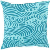 Mizu Pillow ~ Aqua/Teal