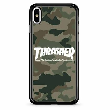 Thrasher iPhone X Case