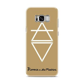 Florence and The Machine Logo Samsung Galaxy S8 | Galaxy S8 Plus Case