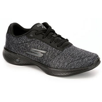 Skechers Go Walk 4 Women's Sneaker (BLACK)