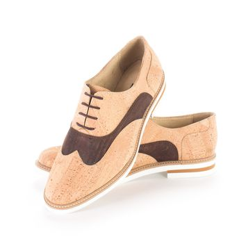 Natural Cork Shoes For Women