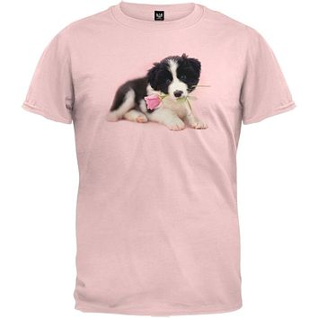Flint Light Pink T-Shirt