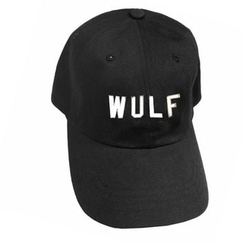 ikon / Xavier Wulf Cut and Sew Hat (black)