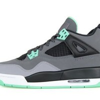 Best Deal Air Jordan 4 GS Green Glow