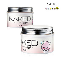 [VDL] Naked Cleansing Oil Cream (Strong) (Kakao Friends/ Apeach)