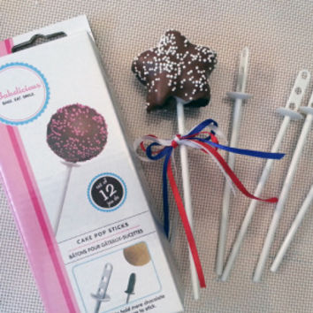 Reusable Cake Pop Sticks
