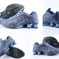 Nike AIR Shox R4 running Men's shoes
