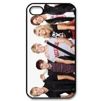 R5 Loud iPhone 4/4s Case Hard Back Cover Cases NMPC1803