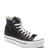 Converse All Star Platform Hi Top Sneakers at PacSun.com