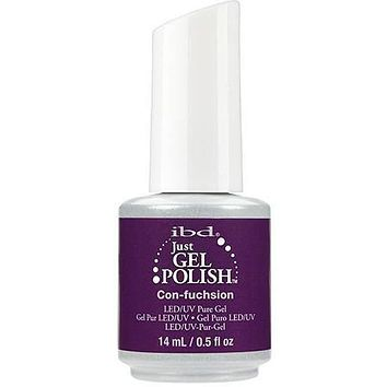 IBD Just Gel Polish Con-fuchsion - #56525