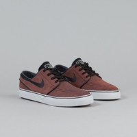 Nike SB Stefan Janoski Team Orange/Black - Light Ash Grey