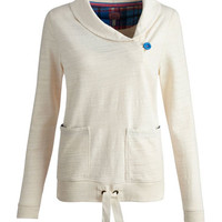 Creme Joules outlet Womens Sweatshirt  | Joules UK
