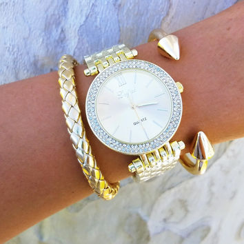 Trixi Gold Stack