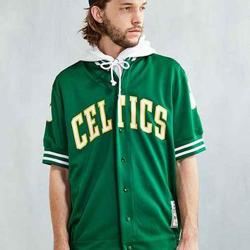 Mitchell & Ness Larry Bird Shooting Shirt