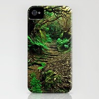 Forest Secrets iPhone Case by Melanie Ann | Society6