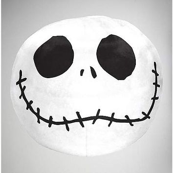Jack Skellington Nightmare Before Christmas Cloud Pillow - Spencer's