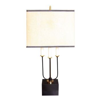 Pre-owned 1960s Parzinger Style Table Lamp