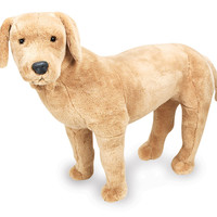 Melissa & Doug - Yellow Lab - Plush