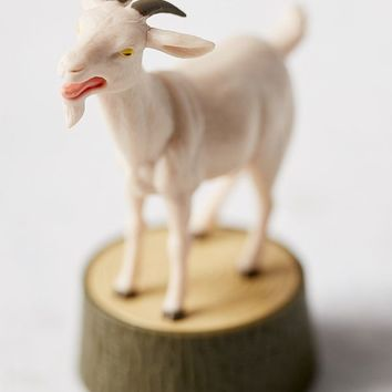 Screaming Goat Figure | Urban Outfitters