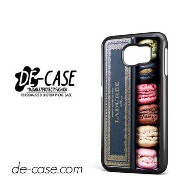 Macarons Cake DEAL-6758 Samsung Phonecase Cover For Samsung Galaxy S6 / S6 Edge / S6 Edge Plus
