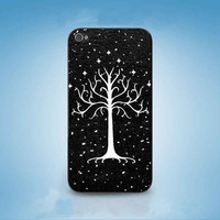The White Tree Of Gondor  customized for iphone 4/4s/5/5s/5c ,samsung galaxy s3/s4/s5 and ipod 4/5 cases