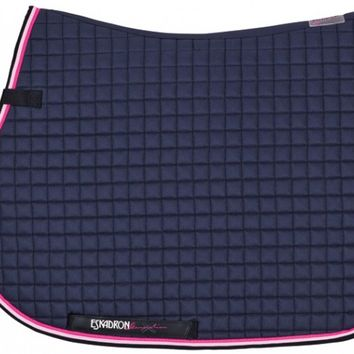 Eskadron Saddle Pad Cotton Denim | Ooteman Equestrian