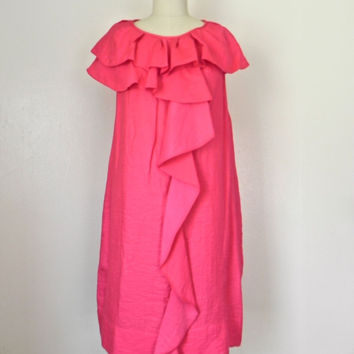 BCBG MAXAZRIA Sleeveless Dress /Size 8 /Color Coral