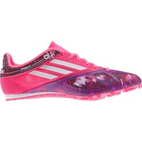 adidas Women's Spider 4 Track and Field Shoe - Purple/Pink | DICK'S Sporting Goods