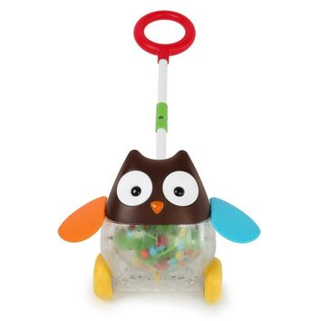 Skip Hop | Explore & More Rolling Owl Push Toy