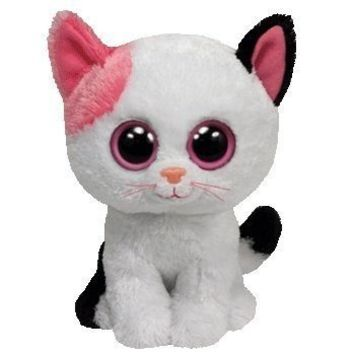 Ty Beanie Boos Muffin Cat Plush, Medium