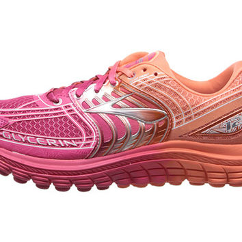 Brooks Glycerin 12 Ombre/Bright Rose/Papaya - Zappos.com Free Shipping BOTH Ways