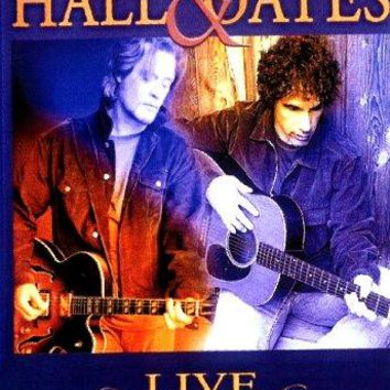 Hall And Oates poster 11 inch x 17 inch
