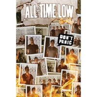 All Time Low - Posters - Limited Concert Promo