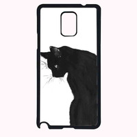 steampunk cats vlack FOR SAMSUNG GALAXY NOTE 4 CASE**AP*