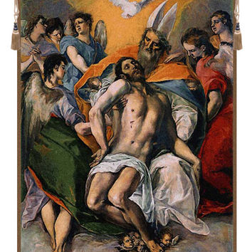 El Greco Tapestry Wall Art Hanging