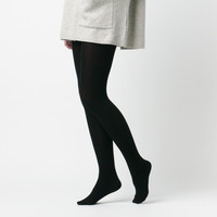 MILL MERCANTILE - Hansel From Basel - Cashmere Tights in Black