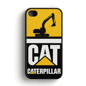 Caterpillar 1 Tractor Logo iPhone 4|4S Case
