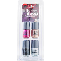 ULTA Fall For These Shades Mini Nail Set Ulta.com - Cosmetics, Fragrance, Salon and Beauty Gifts