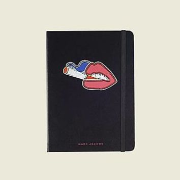 Smoking Lips Notebook - Marc Jacobs