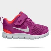 Check it out. I found this Nike Free 5.0 (2c-10c) Infant/Toddler Girls' Running Shoe at Nike online.