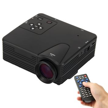 1080P HD LED Projector Multimedia Mini Portable