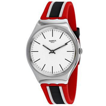 Swatch Men's Skinflag Watch (SYXS114)