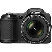 Nikon - Coolpix L820 16.0-Megapixel Digital Camera - Black