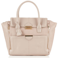 Winged Pushlock Tote - Sincerely Jules - We Love - Topshop