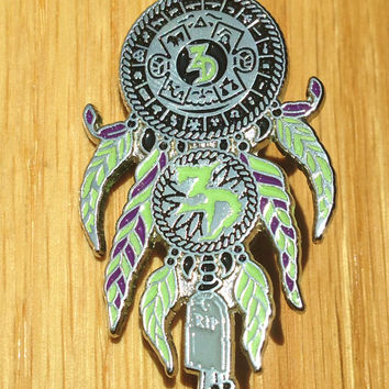 Zeds Dead Dreamcatcher Pin
